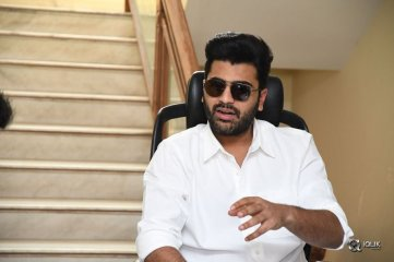 Sharwanand-Interview-About-ShatamanamBhavati-Movie