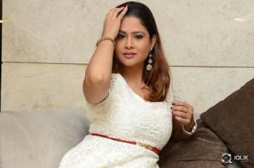 Shilpa Chakravarthy at Dictator Movie Success Meet