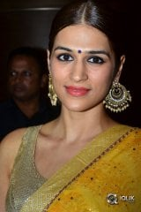 Shraddha Das At PSV Garuda Vega Movie Trailer Launch