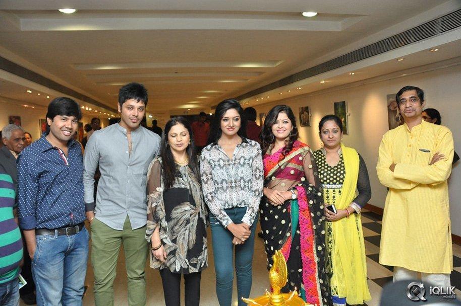 Solo-Art-Show-to-Support-Pratyusha-Foundation