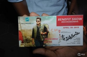 Son-Of-Sathyamurthy-Movie-Hungama-in-Hyderabad