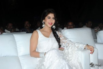 Sonarika Bhadoriya at Jadoogadu Movie Audio Launch