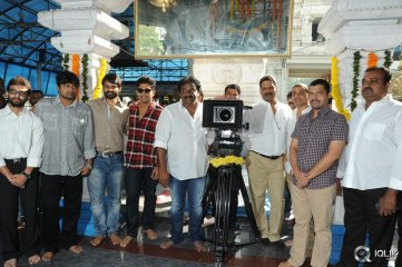 Subramanyam for Sale Movie Opening