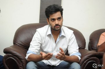 Sumanth Ashwin Interview About Chakkiligintha