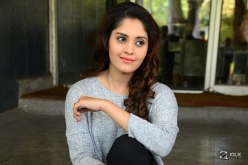 Surabhi at Attack Movie Audio Launch