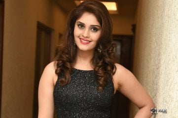 Surabhi at Gunturodu Movie Audio Launch