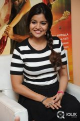 Swathi at Bangaru Kodipetta Movie Press Meet