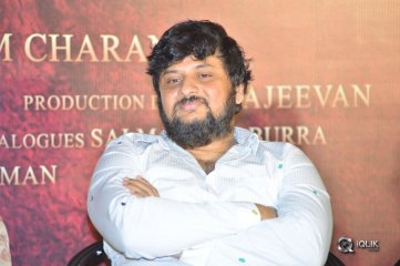 Sye Raa Narasimha Reddy Movie Teaser Launch Stills