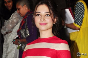 Tamannaah at Baahubali Movie Hindi Trailer Launch