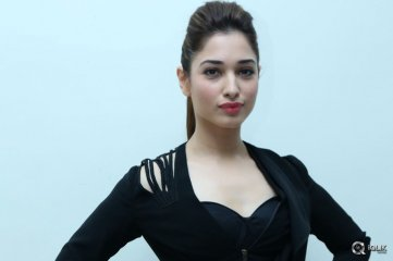 Tamannaah at Bengal Tiger Movie Audio Launch