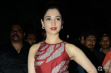 Tamannaah at Bengal Tiger Movie Triple Platinum Disc Function