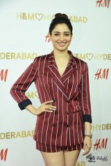 Tamannaah at H and M Store Launch