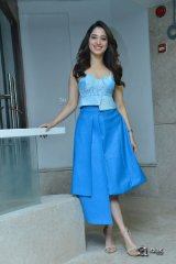 Tamannaah at Next Enti Movie Pre Release Event