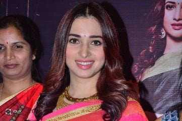 Tamannah-At-Joh-Rivaaj-Collections-At-Chennai-Shopping-Mall-in-Kukatpally