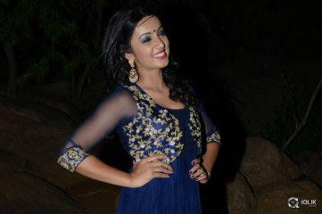 Tejaswi at Kerintha Movie Audio Launch