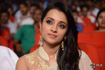 Trisha at Lion Movie Audio Launch