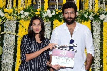 Valmiki Movie Opening Stills