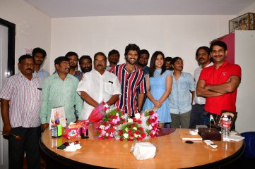 Vijay Devarakonda BIrthday Celebrations