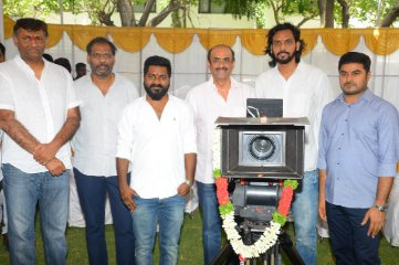 Virataparvam Movie Openinig Stills