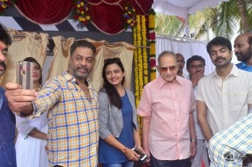Vitalaacharya Movie Opening