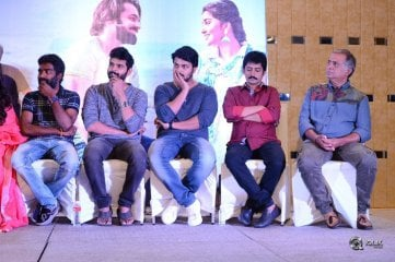 Vunnadhi Okate Zindagi Movie Team Thanks Meet