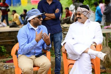 Yatra Movie Working Stills