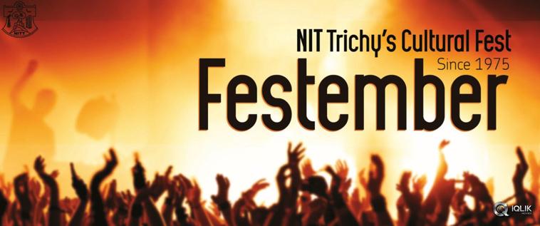 NIT-Trichy-Festember-15