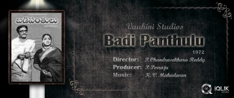 Badipanthulu