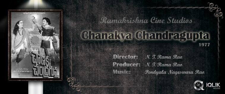 Chanakya-Chandraguptha