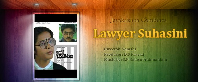 Lawyer-Suhasini