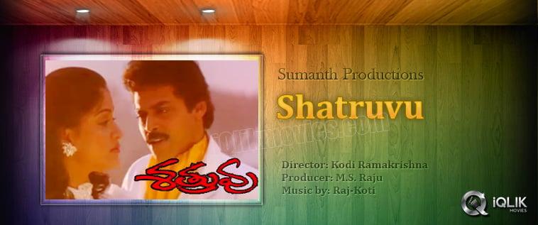Shatruvu-(1991)