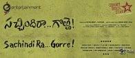 Sachindira Gorre