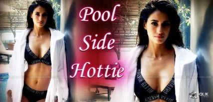disha-patani-in-lingerie-near-a-pool