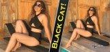 laxmi-raai-black-bikini