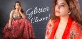 yamini-bhaskar-glittering-cleavage